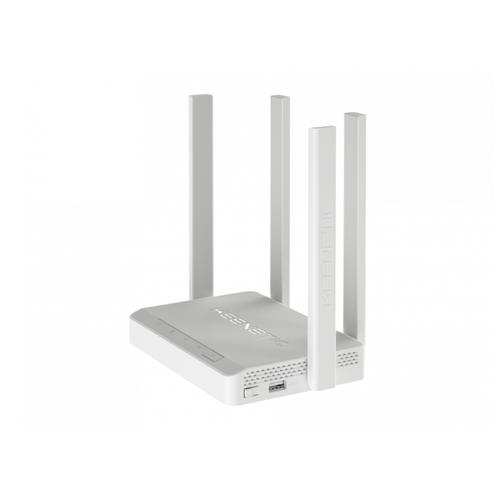 Роутер Keenetic Viva AC1300 10/100/1000BASE-TX/4G ready белый