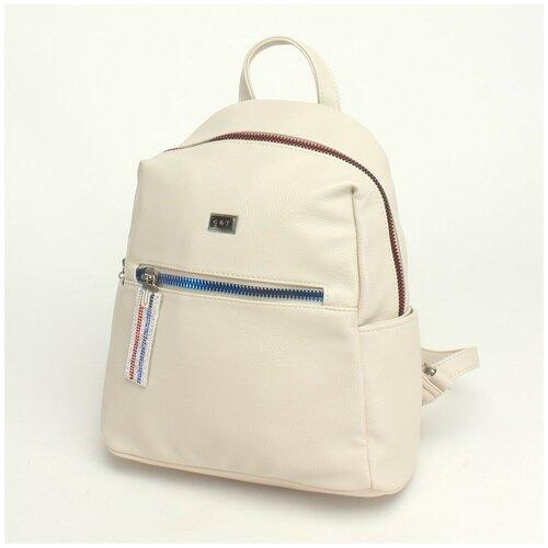 Женский рюкзак экокожа(искусственная кожа) Gilda Tohetti
