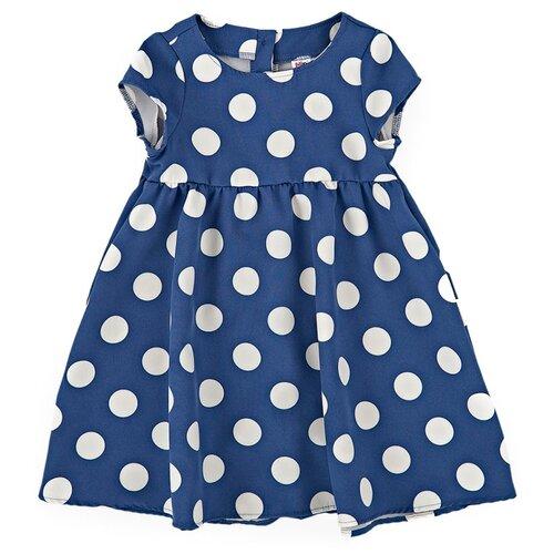 Купить Платье Mini Maxi размер 110, серый/синий, Платья и сарафаны