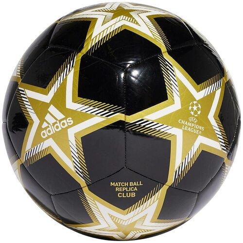 Мяч Adidas UCL CLB PS Черный 5 GT7790