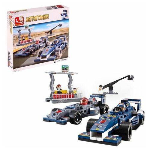 Конструктор «Формула: гонка чемпионов», 300 деталей недорого