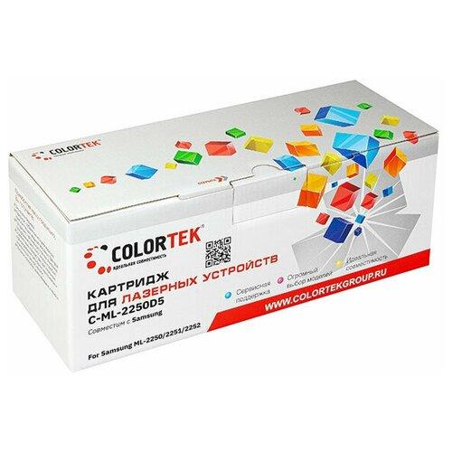 Фото - Картридж лазерный Colortek CT-ML2250D5 для принтеров Samsung картридж colortek ct tn 2080 для принтеров brother