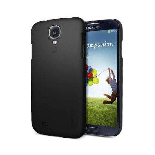 Чехол-накладка SPIGEN для Galaxy S4 - Ultra Fit - Черный - SGP10195