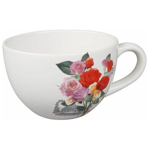 Бульонница Rosenberg Розы разноцветные 520 мл 8831-10