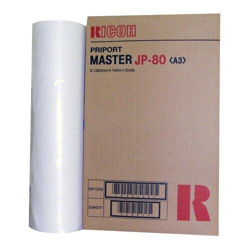 Фото - Мастер-пленка Ricoh Master Tape JP-80 (893128) 18 30mm 5m kawaii rainbow life washi tape diy decoration tape scrapbooking planner masking tape adhesive tape label stationery