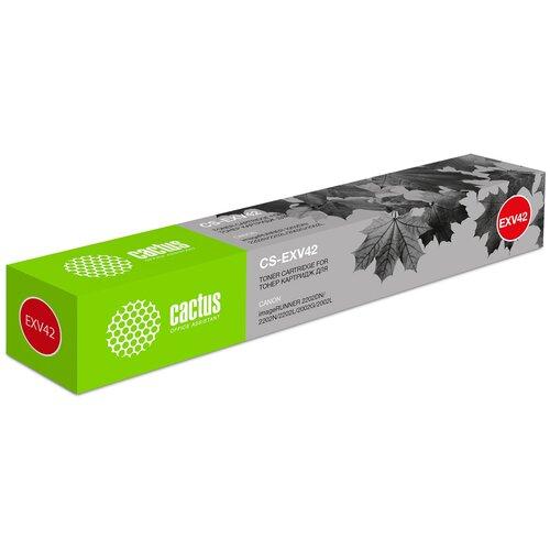 Картридж лазерный Cactus CS-EXV42, совместимый