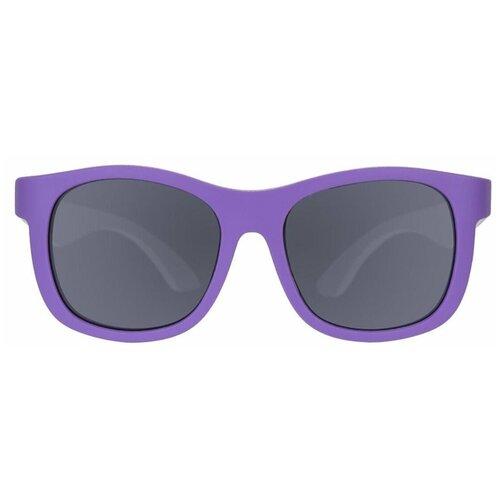 Babiators Солнцезащитные очки Printed Navigator Classic (3-5), фиолетовый