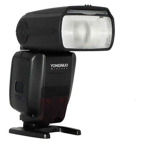 Фото - Вспышка Yongnuo Speedlite YN600EX-RT II для Canon фотовспышка yongnuo speedlite yn200 kit