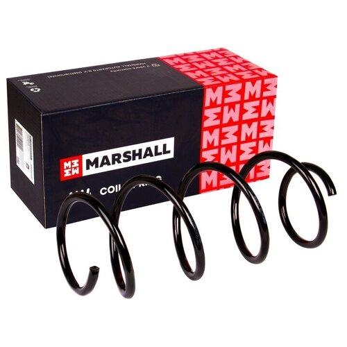пружина подвески передняя marshall m8030160 для ford focus ii 04 1 8 tdci 2 0 tdci 2 0 акпп кросс номер kyb rg3406 lesjofors 4027604 oem 1318125 1335391 1348881 1348882 1348884 4m515310agb 4m515310bga Пружина подвески передняя MARSHALL M8030120 для Renault Megane II 02-, Scenic II 03-, Grand Scenic II 04- // кросс-номер KYB RH2712; Lesjofors 4072953 // OEM 8200106133; 8200106134; 8200106135; 8200106136; 8200304218