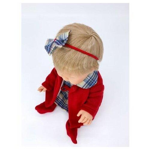 Кукла D'Nenes виниловая 34см LEAN (054013)