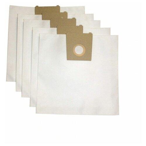 Комплект синтетических мешков RОСК professional K5 (5) для пылесосов Karcher, VC 6, VC 6100, VC 6200, VC 6300, 5 шт