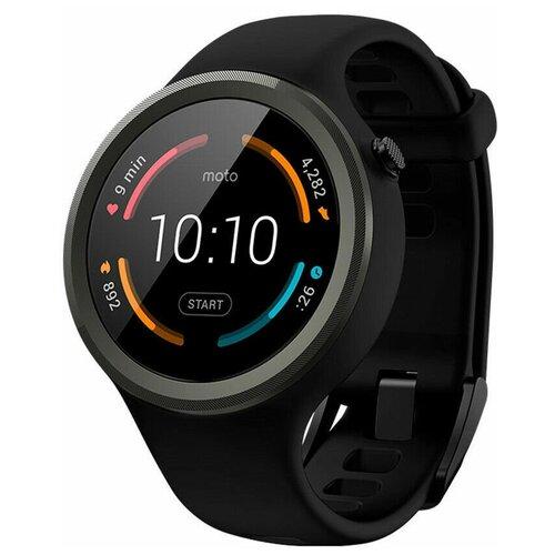 Умные часы Motorola Moto 360 Sport