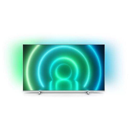 Фото - ЖК Телевизор 4K UHD LED Philips на базе ОС Android TV 43PUS7956 43 дюйма 4k uhd телевизор samsung ue75au8000uxru