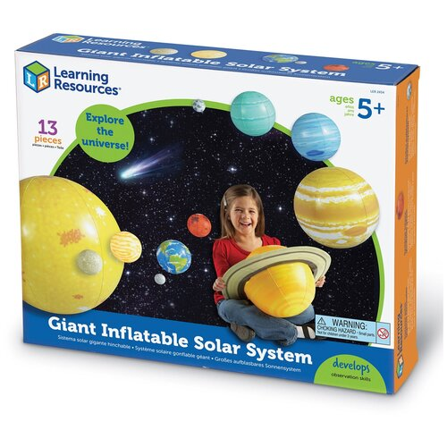 Набор Learning Resources Inflatable Solar System