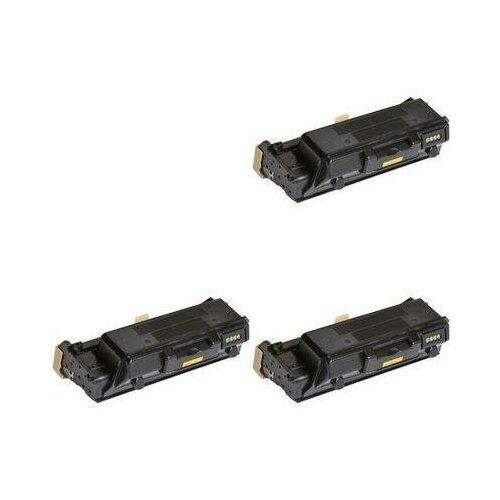 Xerox 106R03623-3PK Картриджи комплектом черный 3 упаковки, повышенной емкости [выгода 3%] Black 45К для Phaser 3330VDNI 3330; WorkCentre 3335DNI 3335, 3335DNIM, 3345DNI 3345
