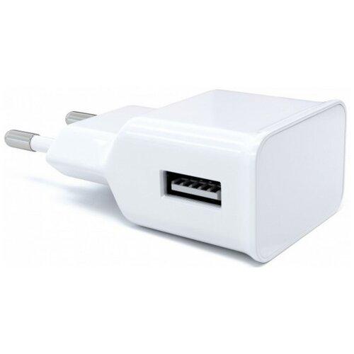 СЗУ адаптер 1 USB (модель NT-1A), 1A белый, Redline