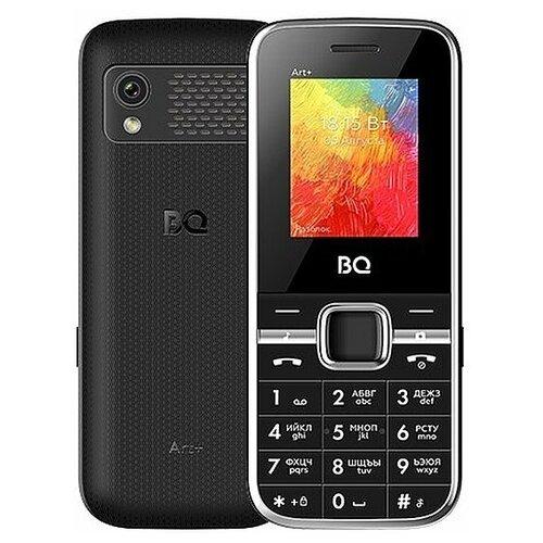 Мобильный телефон BQ 1868 Art+ Black мобильный телефон bq elegant 3595 серый