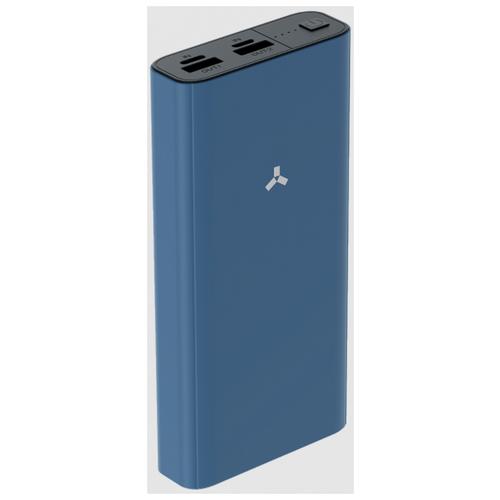 external battery accesstyle violet 10mp 10 000 mah Accesstyle Arnica 20M 20000 mAh Синий