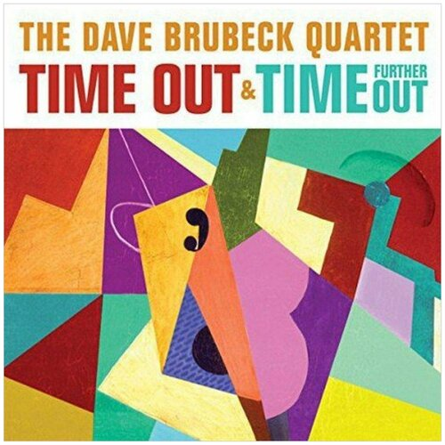 Dave Brubeck – Time Out / Time Further Out (2 LP) недорого