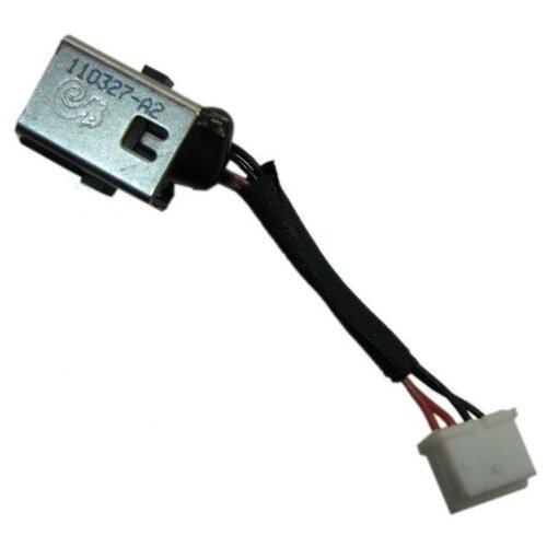 Разъем питания для ноутбука HP mini 210, 210-1000, 210-1000Xx, 210-1000Ei, 210-1000Ep, 210-1000Sa, 210-1000Sp, 210-1000Vt с кабелем