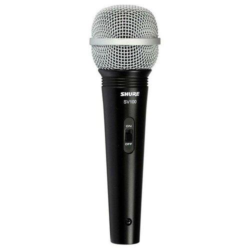 Динамический микрофон для караоке Shure SV100-A