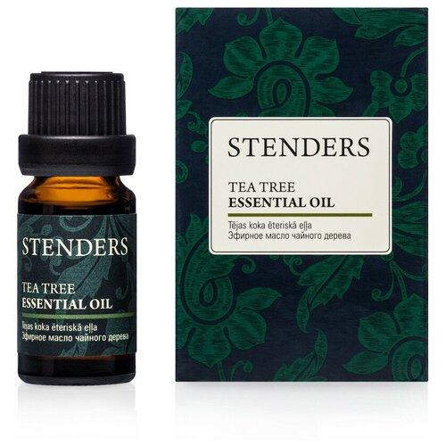 Масло эфирное чайного дерева STENDERS 10 мл
