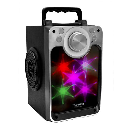 TELEFUNKEN Портативные аудиосистемы TF-PS1274B(черный)