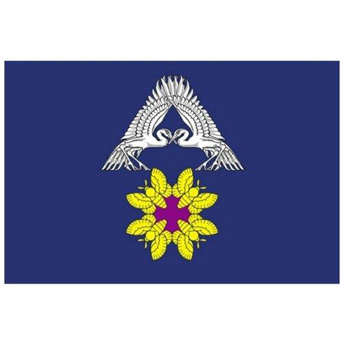 Флаг Ахтубинского сельского поселения (Волгоградская область)