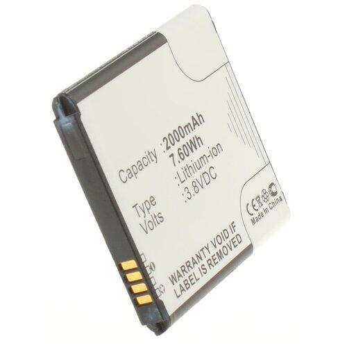 Аккумуляторная батарея iBatt 2000mAh для B210BC