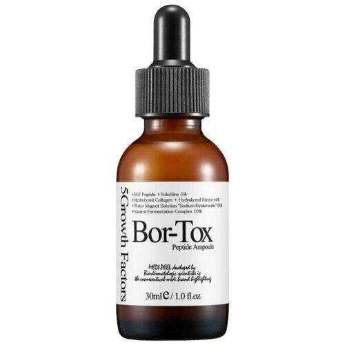 Лифтинг-ампула с пептидным комплексом Medi-Peel Bor-Tox Peptide Ampoule 30 мл.Bor-Tox Peptide Ampoule medi peel 5gf bor tox peptide ampoule сыворотка для лица с эффектом ботокса 30 мл