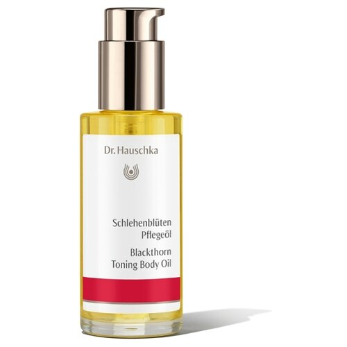 Фото - Масло для тела Цветок тёрна (Schlehenbluten Pflegeol) Dr. Hauschka 75 мл масло dr schutz h2oil прозрачный 0 75 л