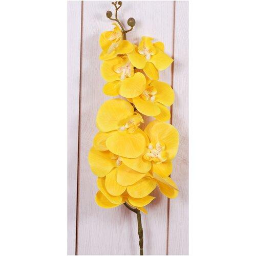 Искусственные цветы Орхидея/Искусственные цветы для декора/ Декоративные цветы/ Орхидея / Искусственные растения/ Декор для дома