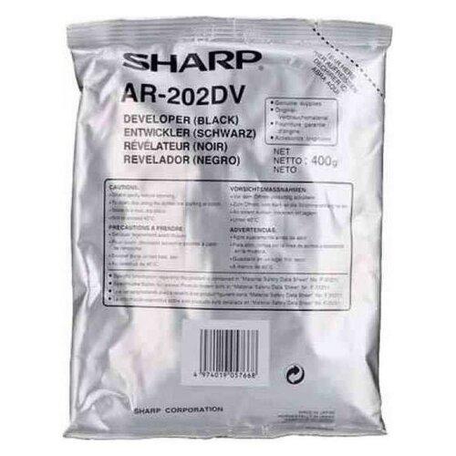 Sharp AR202LD/AR202DV Девелопер оригинальный черный Developer Black 50К для AR-160, AR-163, AR-201, AR-205, AR-206, AR-5316, AR-5320, AR-M160, AR-M205, AR-M5316, AR-M5320 [AR202LD, AR-202-DV]