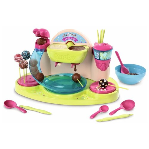 Фабрика кейк-попсов, Smoby (игровой набор, 312103)
