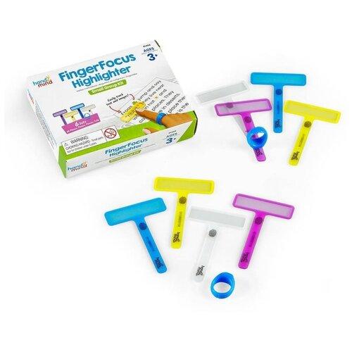 Обучающий набор Learning Resources Finger Focus Highlighter 91496 разноцветный