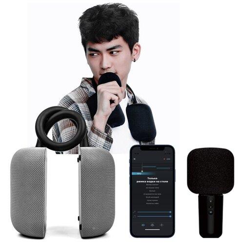 Система караоке NOIR-audio K-1 с беспроводным микрофоном и колонкой