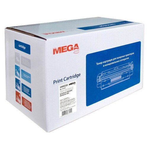 Фото - Картридж лазерный Promega print 106R02181 чер. для Xerox Ph3010/3040/WC3045 3 шт. тонер xerox phaser 3010 3040 wc3045 фл 45г black
