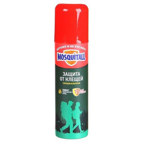 Средство защиты от клещей Mosquitall Аэрозоль от клещей 150ml 4559222