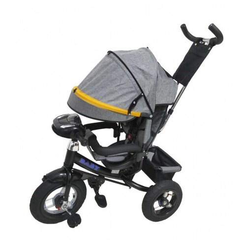 Велосипед Torrent Baby, детский, серый