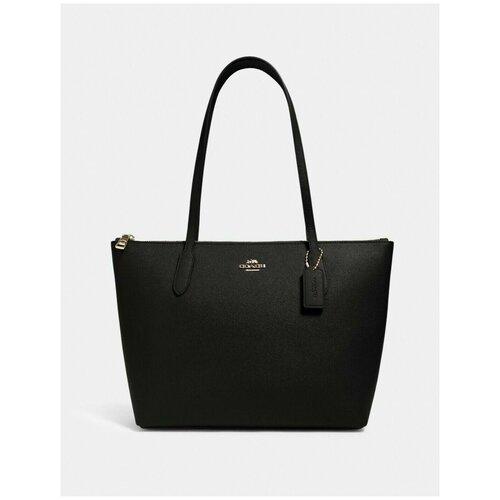 Женская кожаная сумка Coach 4454 coach бумажник