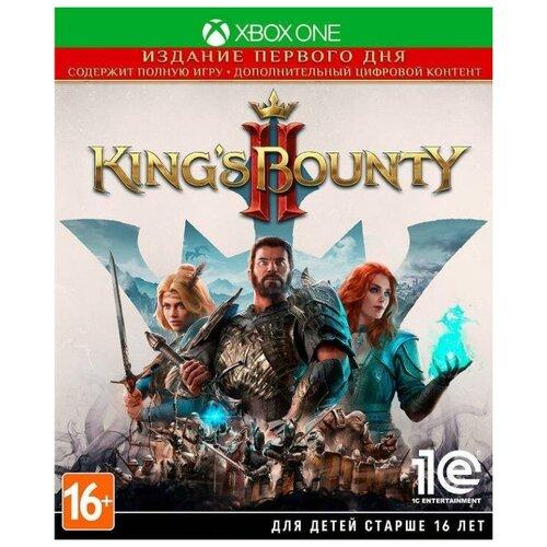 Игра King's Bounty 2 (II) Издание первого дня (XBOX One/Series X, русская версия)