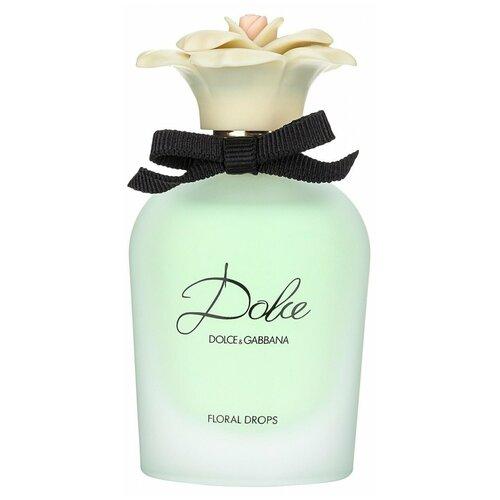 Туалетная вода (женская) DOLCE & GABBANA Dolce Floral Drops, 30 мл туалетная вода dolce