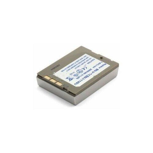 Аккумуляторная батарея усиленная для видеокамеры JVC BN-V114U, BN-V107U