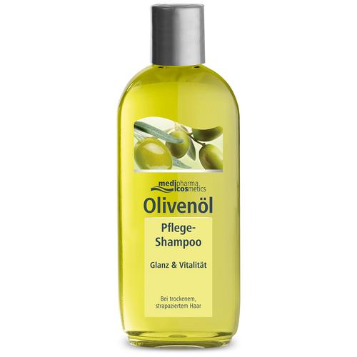 Medipharma cosmetics Olivenöl шампунь для сухих и поврежденных волос, 200 мл medipharma cosmetics гель для