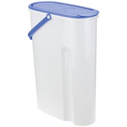 Контейнер для стирального порошка 5л контейнер для стирального порошка м пластика 5л пластик