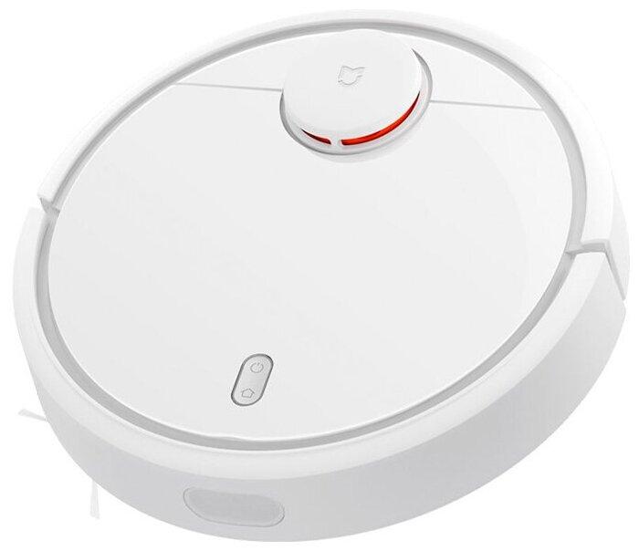Робот-пылесос Xiaomi Mi Robot Vacuum Cleaner (SDJQR01RR) белый — купить по выгодной цене на Яндекс.Маркете