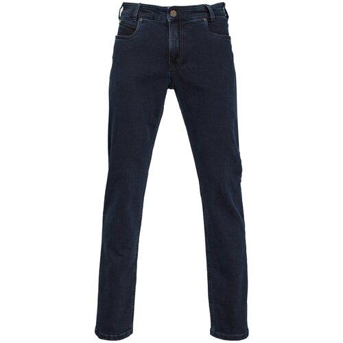 Джинсы GARDEUR размер 32, рост 32, темно-синий джинсы miamoda klingel цвет темно синий