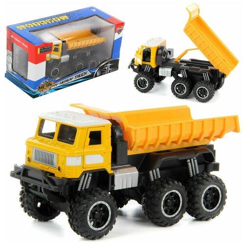 Машина грузовик Veld co 115969 машины veld co машина спецтехника бетономешалка