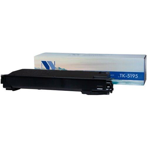Фото - NV Print Картридж NVP совместимый NV-TK-5195 Black для Kyocera 306ci (15000k) картридж nv print e250a11e для