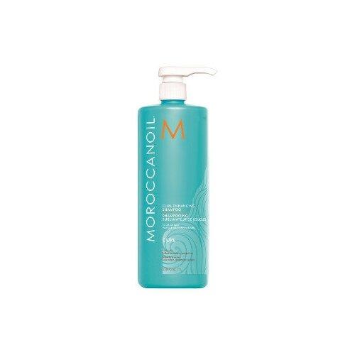 Moroccanoil Curl Enhancing Shampoo Шампунь для вьющихся волос 1000 мл moroccanoil curl enhancing conditioner кондиционер для вьющихся волос 1000 мл